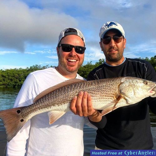 Overslot Estero Bay Redfish