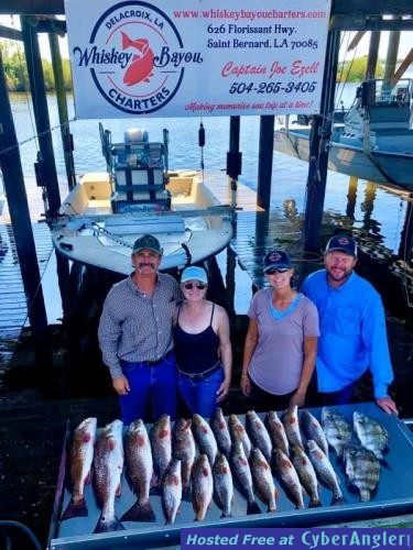 Whiskey_Bayou_Charters___Redfish_in_the_Marsh___Fishing_Report___2