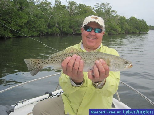 21-inch seatrout