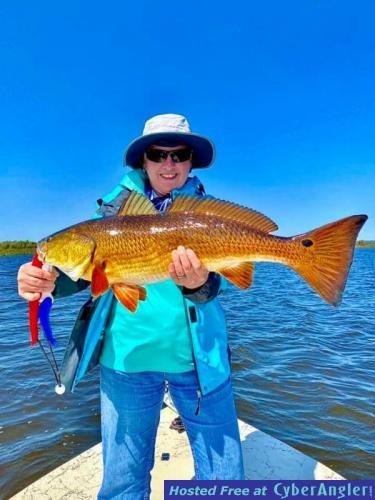 Whiskey_Bayou_Charters___Fishing_Report___Boating_a_Beast_4