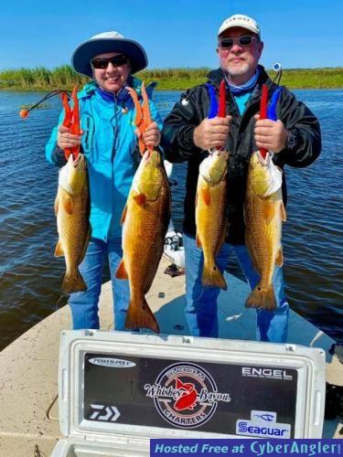 Whiskey_Bayou_Charters___Fishing_Report___Boating_a_Beast_2