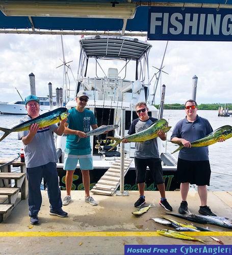 Fishing Miami Beach