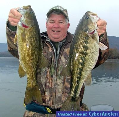 Richard Simms, Scenic City Fishing Charters