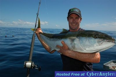 Epic Adventures - Kingfish on 10kg
