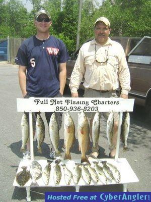 Roger & Kyle caught'em up!